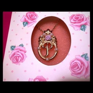 Jewelry - 🌷Initial P Necklace in Gift Box